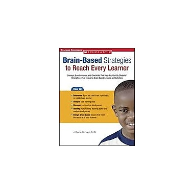 Scholastic Brain-Based Strategies To Reach Every Learner Problem Solving Workbook, Grade 1 - Grade 6 [Enhanced eBook]