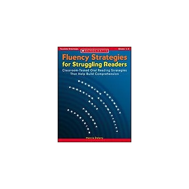 Scholastic Fluency Strategies for Struggling Readers Reading & Writing Workbook, Grade 1 - Grade 3 [eBook]