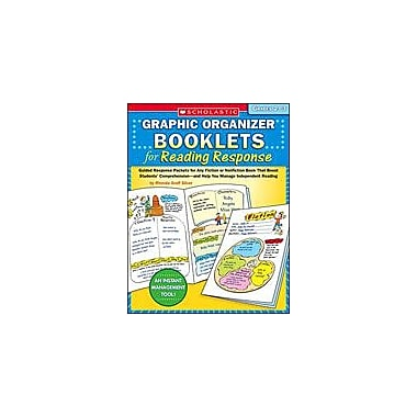 Scholastic Graphic Organizer Booklets for Reading Response Problem Solving Workbook, Grade 2 - Grade 3 [eBook]