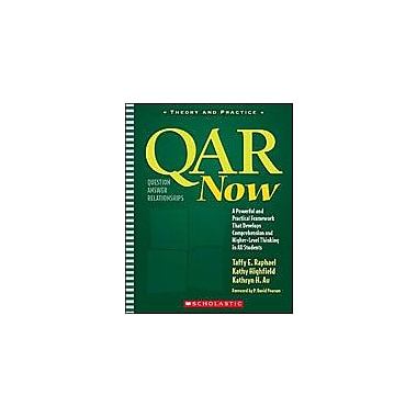 Scholastic Qar Now Business Workbook, Kindergarten - Grade 8 [Enhanced eBook]