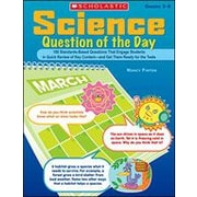 Scholastic - Cahier d?exercices Science Question of the Day, 3e à 6e année [livre numérique]