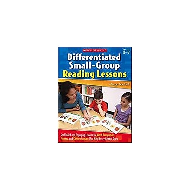 Scholastic Differentiated Small-Group Reading Lessons Special Needs Workbook, Kindergarten - Grade 3 [Enhanced eBook]