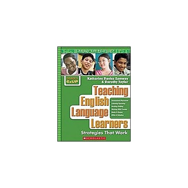 Scholastic Teaching English Language Learners: Grades 6-12 Language Arts Workbook, Grade 6 - Grade 12 [Enhanced eBook]