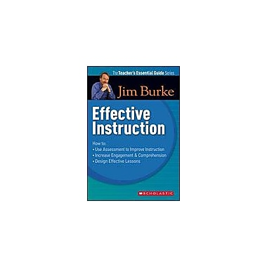 Scholastic The Teacher's Essential Guide Series: Effective Instruction Business Workbook, Grade 6 - Grade 12 [Enhanced eBook]