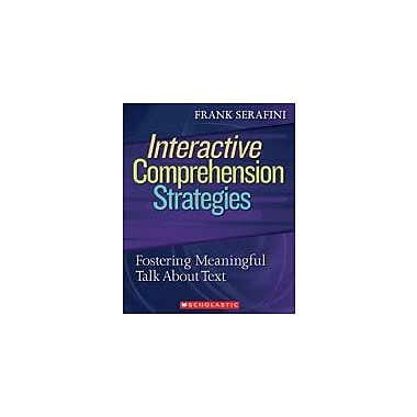 Scholastic Interactive Comprehension Strategies Reading & Writing Workbook, Kindergarten - Grade 8 [eBook]