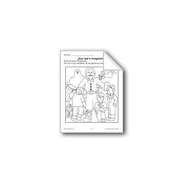 Evan-Moor Educational Publishers Categories: Am I Real Or Make-Believe? Language Arts Workbook, Preschool - Grade 1 [eBook]