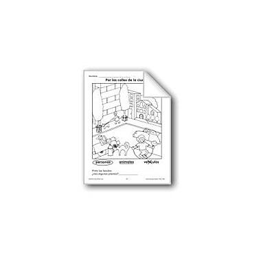 Evan-Moor Educational Publishers Categories: On City Streets Language Arts Workbook, Preschool - Grade 1 [eBook]