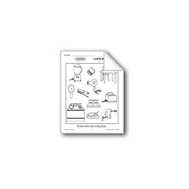 Evan-Moor Educational Publishers Categories: Kitchen/Bathroom Language Arts Workbook, Preschool - Grade 1 [eBook]