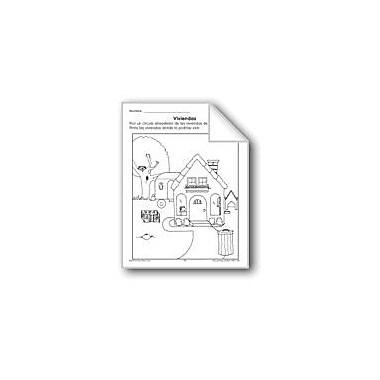 Evan-Moor Educational Publishers Categories: Homes Language Arts Workbook, Preschool - Grade 1 [eBook]