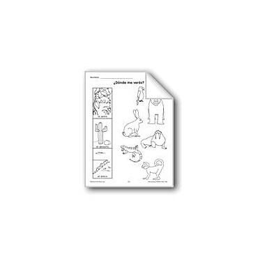Evan-Moor Educational Publishers Categories: Where Will You See Me? Language Arts Workbook, Preschool - Grade 1 [eBook]