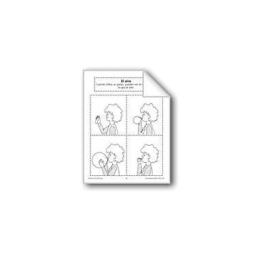 Evan-Moor Educational Publishers Sequencing: Air Language Arts Workbook, Preschool - Grade 1 [eBook]