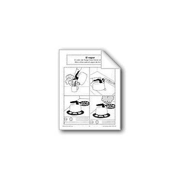 Evan-Moor Educational Publishers Sequencing: Steam Language Arts Workbook, Preschool - Grade 1 [eBook]
