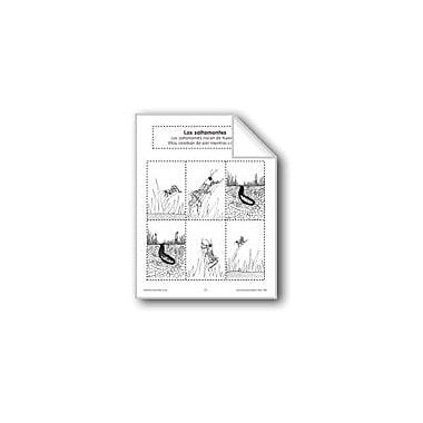 Evan-Moor Educational Publishers Sequencing: Grasshoppers Language Arts Workbook, Preschool - Grade 1 [eBook]
