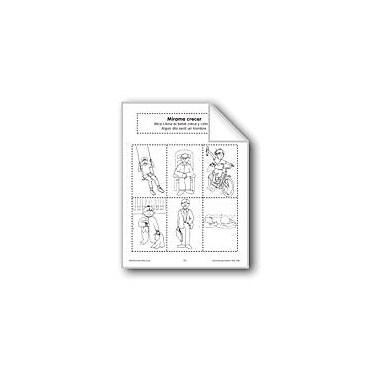 Evan-Moor Educational Publishers Sequencing: Watch Me Grow Language Arts Workbook, Preschool - Grade 1 [eBook]