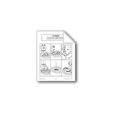 Evan-Moor Educational Publishers Sequencing: the Campfire Language Arts Workbook, Preschool - Grade 1 [eBook]