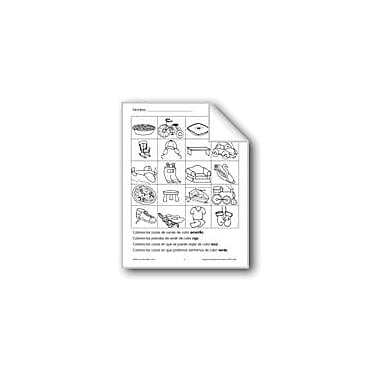 Evan-Moor Educational Publishers Follow Directions: Pie/Bicycle/Pillow/Sandwich Workbook, Grade 1 - Grade 3 [eBook]