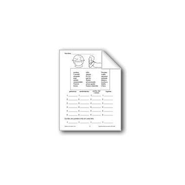 Evan-Moor Educational Publishers Follow Directions: Categorizing Words Language Arts Workbook, Grade 1 - Grade 3 [eBook]