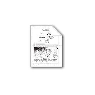 Evan-Moor Educational Publishers The Campfire/La Fogata Language Arts Workbook, Grade 1 [eBook]