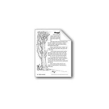 Evan-Moor Educational Publishers Maggie's Kite/La Cometa De Margarita Language Arts Workbook, Grade 2 [eBook]