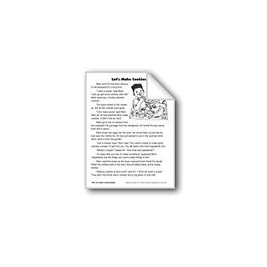 Evan-Moor Educational Publishers Let's Make Cookies/Hagamos Galletas Language Arts Workbook, Grade 2 [eBook]