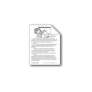 Evan-Moor Educational Publishers Hand-Me-Downs/Sorpresas Language Arts Workbook, Grade 3 [eBook]
