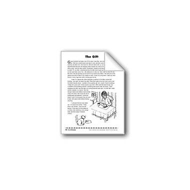 Evan-Moor Educational Publishers The Gift/El Regalo Language Arts Workbook, Grade 4 - Grade 8 [eBook]