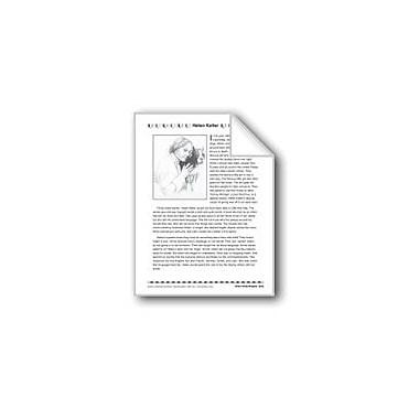 Evan-Moor Educational Publishers Helen Keller/Helen Keller Language Arts Workbook, Grade 4 - Grade 8 [eBook]