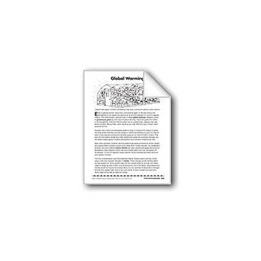 Evan-Moor Educational Publishers Global Warming/El Calentamiento Global Language Arts Workbook, Grade 4 - Grade 8 [eBook]