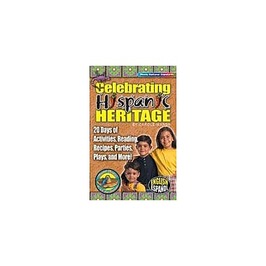 Gallopade International Celebrating Hispanic Heritage Social Studies Workbook, Grade 1 - Grade 8 [eBook]