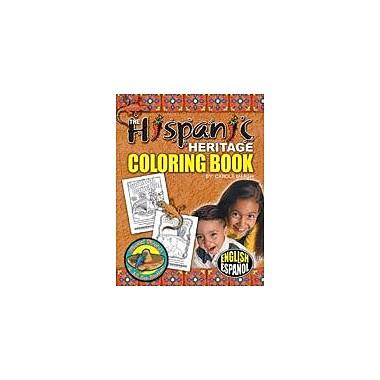 Gallopade International Hispanic Heritage Coloring Book Social Studies Workbook, Kindergarten - Grade 2 [eBook]