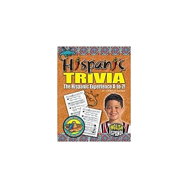 Gallopade International Hispanic Trivia Social Studies Workbook, Grade 3 - Grade 8 [eBook]
