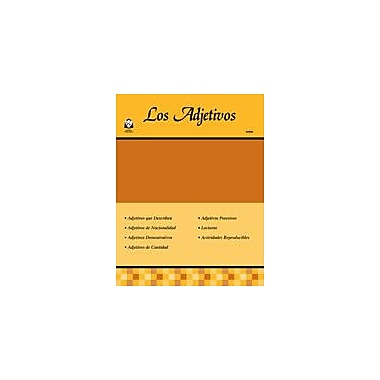Guerra Publishing Los Adjetivos Language Arts Workbook, Grade 2 - Grade 12 [eBook]