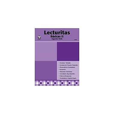 Guerra Publishing Lecturitas B Sicas Ii Language Arts Workbook, Kindergarten - Grade 12 [eBook]