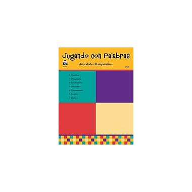 Guerra Publishing Jugando Con Palabras Language Arts Workbook, Grade 2 - Grade 12 [eBook]