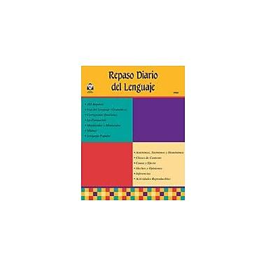 Guerra Publishing Repaso Diario Del Lenguaje Language Arts Workbook, Grade 2 - Grade 12 [Enhanced eBook]