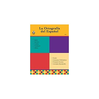Guerra Publishing La Ortografia Del Espanol Language Arts Workbook, Grade 2 - Grade 12 [eBook]