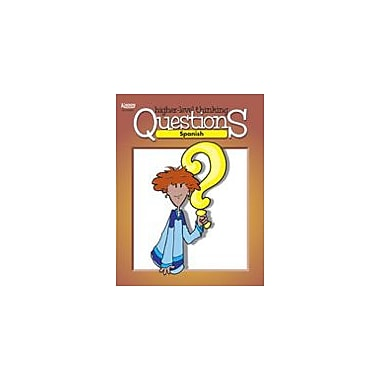 Kagan Publishing Question Book: Spanish Problem Solving Workbook, Kindergarten - Grade 12 [eBook]