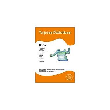 Miamaus Verlag Publishing Flashcards: Ropa Language Arts Workbook, Preschool - Grade 3 [eBook]