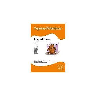 Miamaus Verlag Publishing Flashcards: Preposiciones Language Arts Workbook, Preschool - Grade 3 [eBook]