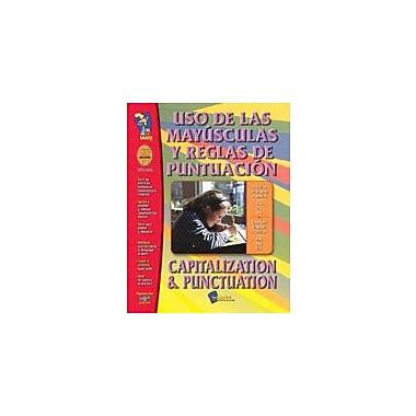 On The Mark Press Uso De Las Mayusculas Y Reglas De Puntuacion / Cap and Punctuation (Sp/En) Workbook, Grade 1 - Grade 3 [eBook]