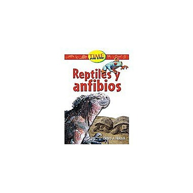 Shell Education Fluent: Reptiles Y Anfibios (Reptiles and Amphibians) Language Arts Workbook, Grade 2 - Grade 6 [Enhanced eBook]
