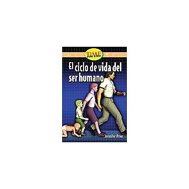 Shell Education Fluent Plus: El Ciclo De Vida Del Ser Humano (The Human Life Cycle) Workbook, Grade 2 - Grade 6 [Enhanced eBook]