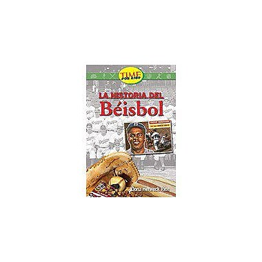 Shell Education Fluent Plus: Historia Del Beisbol (History of Baseball) Workbook, Grade 2 - Grade 6 [Enhanced eBook]