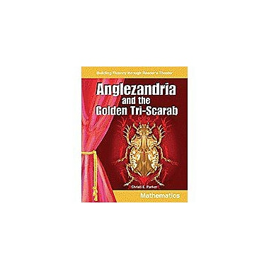 Reader's Theater Grades 5-6: Anglezandria and the Golden Tri-Scarab (Cooperation and Competition) [Enhanced eBook]