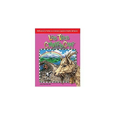 Shell Education Reader's Theater: Folk and Fairy Tales: Los Tres Chivitos Gruff (The Three Billy Goats Gruff) [Enhanced eBook]