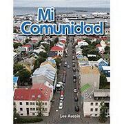 Shell Education My Community: Mi Comunidad (My Community Reader) Language Arts Workbook, Kindergarten - Grade 2 [Enhanced eBook]