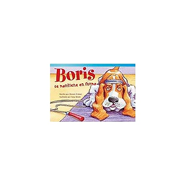 Shell Education Boris Se Mantiene En Forma (Boris Keeps Fit) Language Arts Workbook, Grade 1 [eBook]