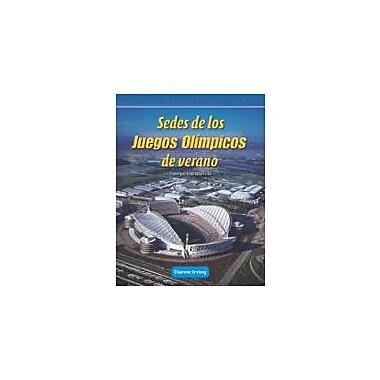 Shell Education Sedes De Los Juegos Olimpicos De Verano (Hosting the Olympic Summer Games) Workbook, Grade 4 [eBook]