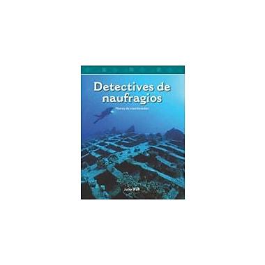 Shell Education Detectives De Naufragios (Shipwreck Detectives) Language Arts Workbook, Grade 5 [eBook]
