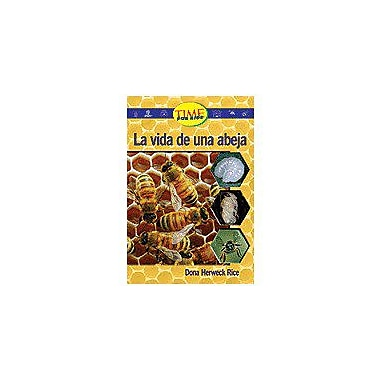 Shell Education Upper Emergent: La Vida De Una Abeja (A Bee's Life) Language Arts Workbook, Kindergarten - Grade 3 [eBook]